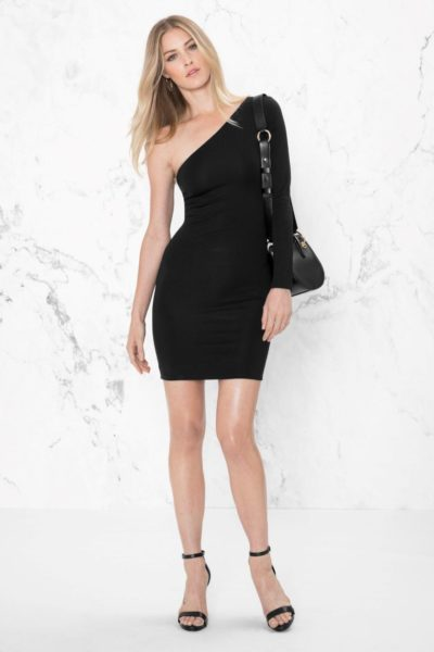 other-stories-designer-Black-One-shoulder-Dress (1)